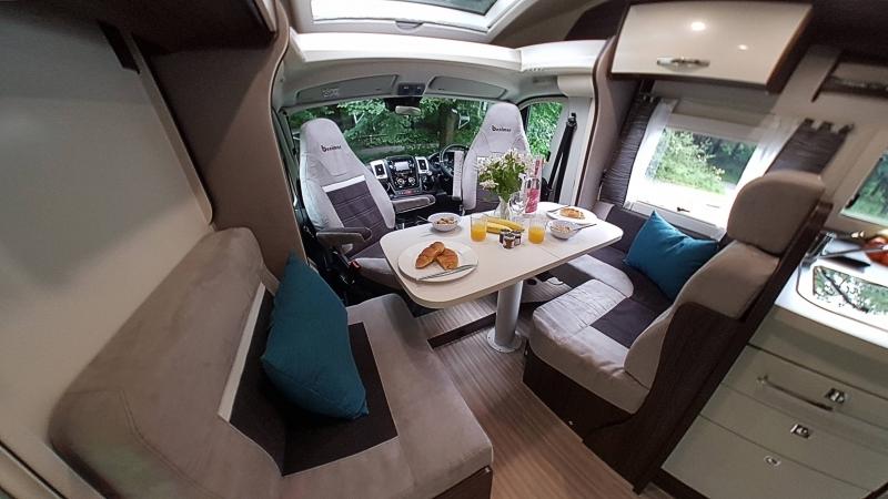 Benimar Mileo Life S An Adventure Motorhome Amp Campervan